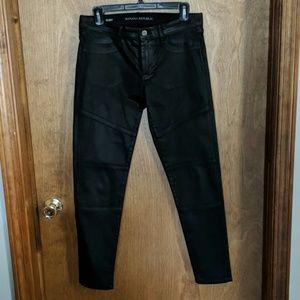 Banana Republic Black Skinny Pants